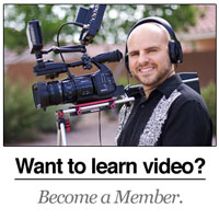 Want to learn video? Become a Member.