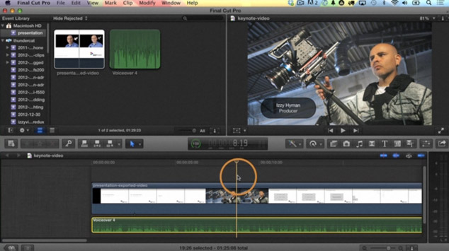 How to Use Keynote with Final Cut Pro X to Make Videos with
